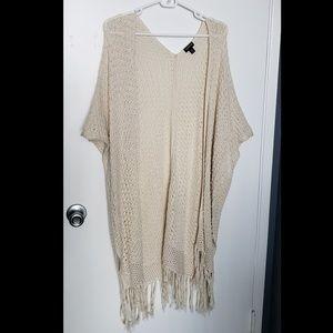 Torrid knit cardigan